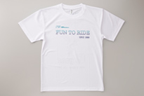 オリジナルTシャツ ホワイト(Front)