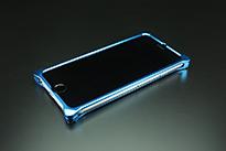 iPhone 6/6s用 ワイバン スマートフォンケース・ブルー装着